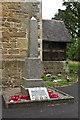 SO5775 : Knowbury War Memorial by Ian Capper