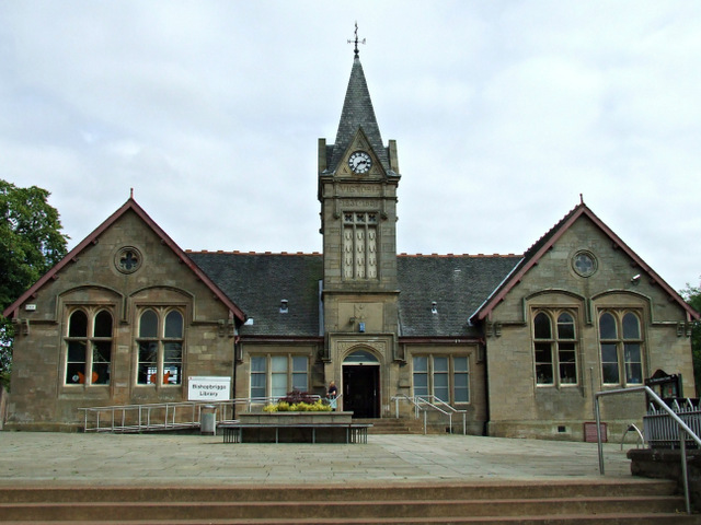 Bishopbriggs Library by Thomas Nugent