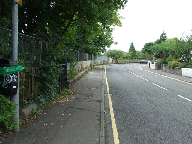 South Crosshill Road by Thomas Nugent