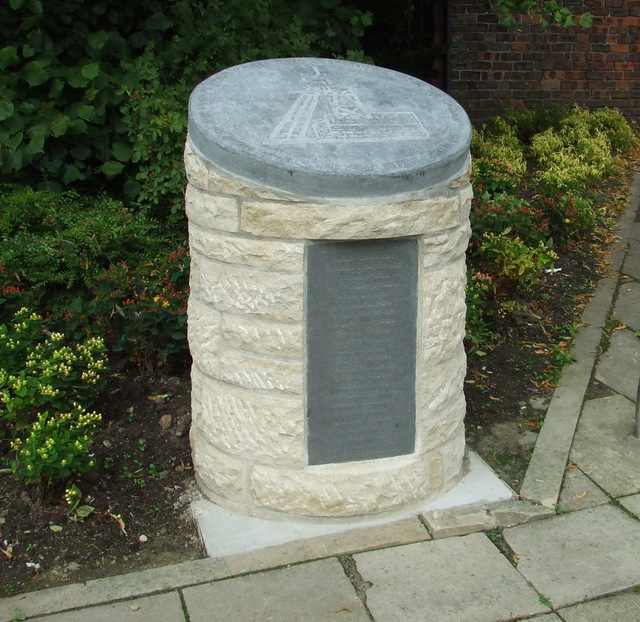 Cadder Pit Disaster Memorial by Thomas Nugent