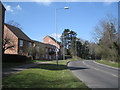 SP0365 : Sharp bend on Coldfield Drive, Headless Cross, Redditch by Robin Stott