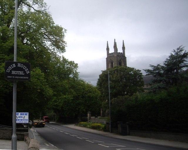 Church Road (A96), Keith
