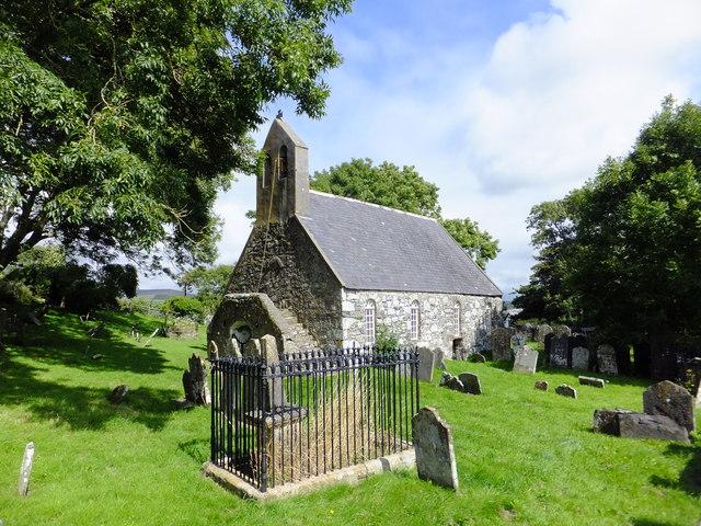St Runius Church, Marown