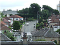 NS6069 : Bishopbriggs rooftops by Thomas Nugent