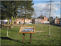 SP0366 : Headless Cross Community Orchard and Wildflower Meadow, Redditch by Robin Stott