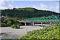 SN6080 : Bridges over Afon Rheidol by Ian Capper