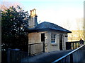 ST7564 : Half Penny Toll House, Widcombe Bridge, Bath  by Jaggery