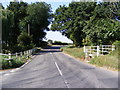TM2593 : Ford on the B1527 Bungay Road by Adrian Cable