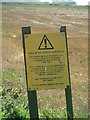 TL9130 : Warning Sign by Keith Evans