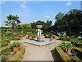 TQ0651 : Gertrude Jekyll Garden, Hatchlands by Paul Gillett