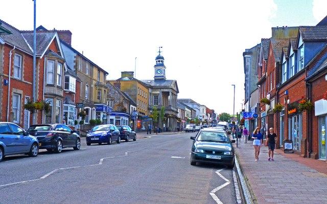 Main Street, Chard