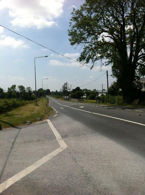 R425 Rathleague Road