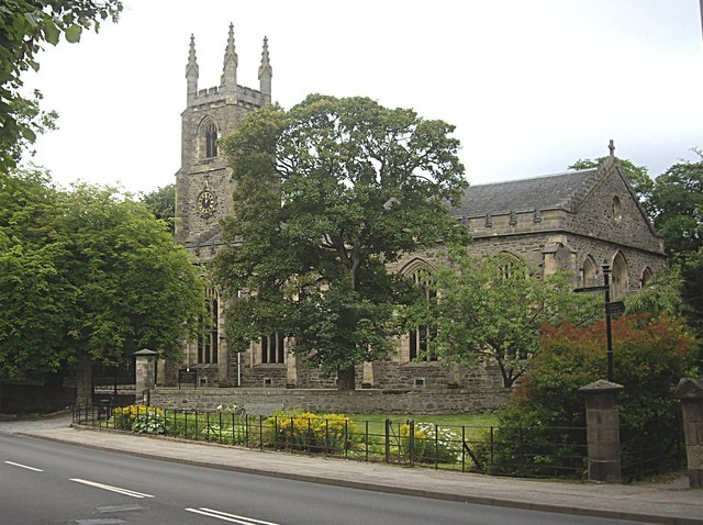 St Rufus Church, Keith