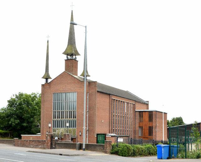 St Molua's Church, Stormont, Belfast (2013-1)