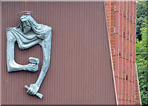 J4073 : St Molua's Church, Stormont, Belfast (2013-3) by Albert Bridge