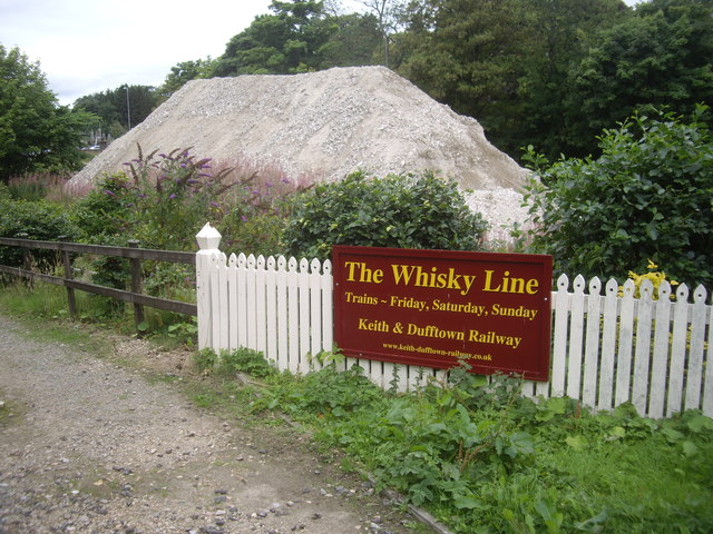 'The Whisky Line'