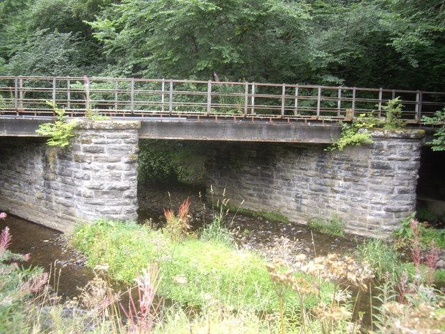 Keith Town rail bridge