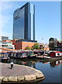 SP0686 : Gas Street Canal Basin, Birmingham by David Hallam-Jones