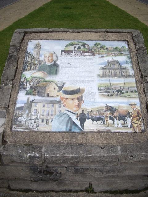 Keith Reidhaven Square: Heritage