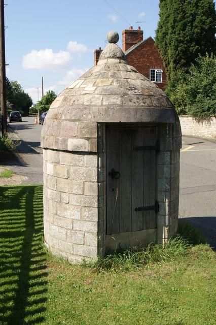 Former Lock-up on Church Lane, Digby