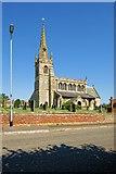 TF0854 : Church Street, Digby by Dave Hitchborne