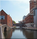 SP0686 : Cambridge Street Vicinity, Birmingham by David Hallam-Jones