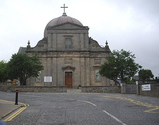 St Thomas RC Church, Keith