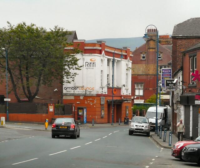Rififi Nightclub (former Palace Cinema)