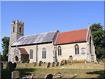 TM3193 : St.Peter's Church, Hedingham by Adrian Cable