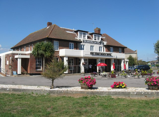 The Kings Beach Hotel Pagham