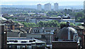 NS6164 : Glasgow rooftops - the East End by Thomas Nugent