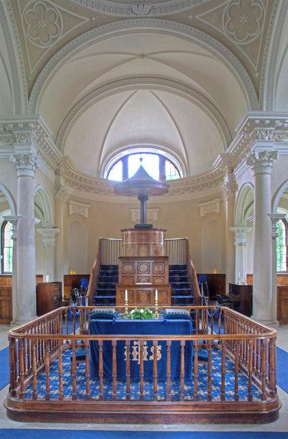 The Chapel, Gibside