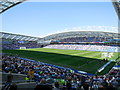 TQ3408 : Amex Stadium by Paul Gillett