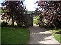 NO4795 : Garden Gate by Stanley Howe