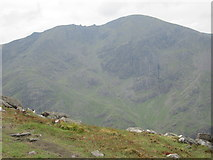 NY1612 : Pillar from High Crag by Peter S