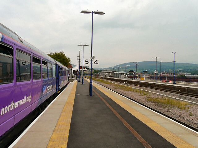 Stalybridge Station