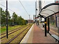 SJ8097 : Harbour City Metrolink Stop by Gerald England