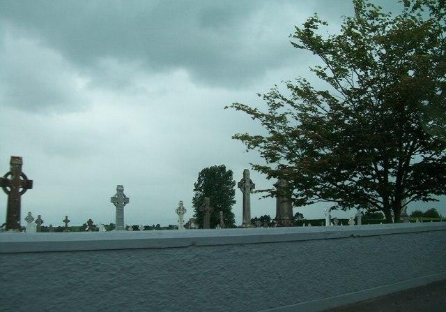 St Mary's Cemetery, Moynalty, Co Meath