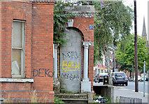 J3472 : Nos 137-141 Ormeau Road, Belfast (4) by Albert Bridge