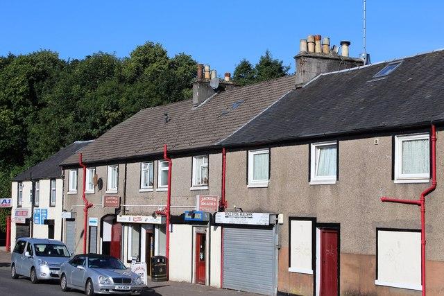 Housing & Business Premises, Beith Road, Johnstone