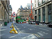 NS5965 : Hanover Street by Thomas Nugent