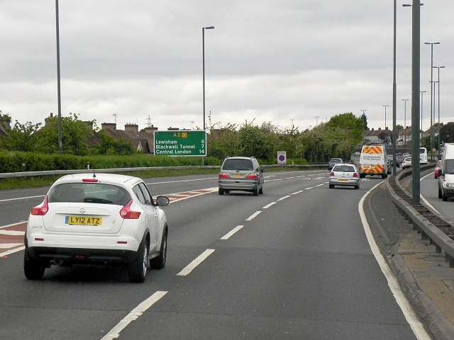 East Rochester Way (A2)