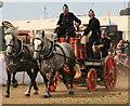 ST9310 : Great Dorset Steam Fair - fire fire! by Chris Allen