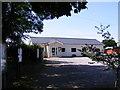 TM3591 : Broome Village Hall & Village Notice Boards by Adrian Cable