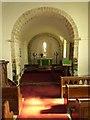 NY9578 : St Aidan's Church, Thockrington by Oliver Dixon