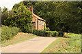 SK8069 : Grange Cottage by Richard Croft