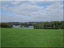 SE7170 : Great Lake at Castle Howard by Alice Batt