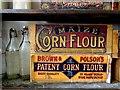 H4379 : Maize Corn Flour, Ulster American Folk Park by Kenneth  Allen