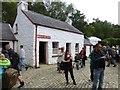 H4379 : Mountjoy Post Office, Ulster American Folk Park by Kenneth  Allen