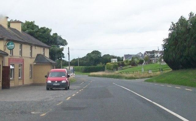 Smith's Public House at Relagh More, Co Cavan